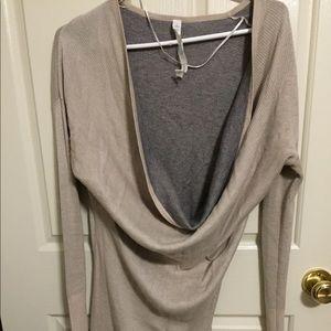 Lulu sweater dress